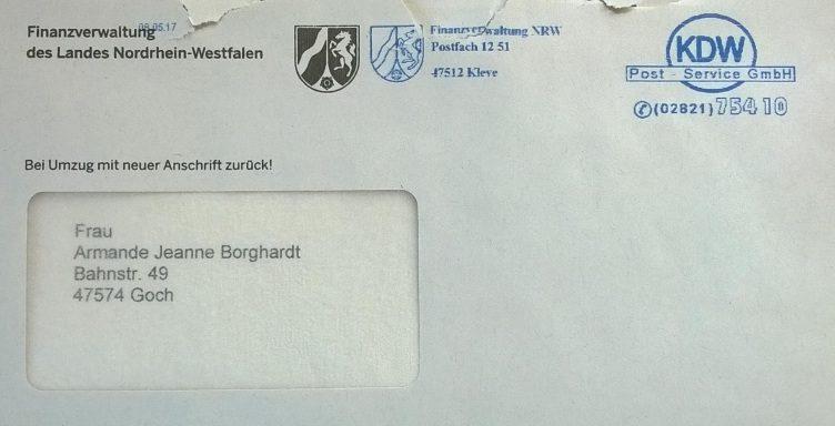 Duitse belastingdienst