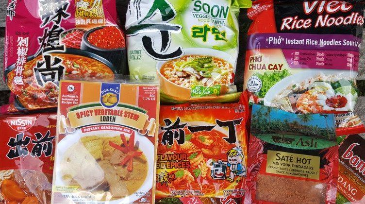 buitenlandse supermarkt