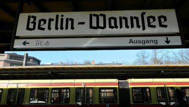 Oost-Berlijn voor de muur