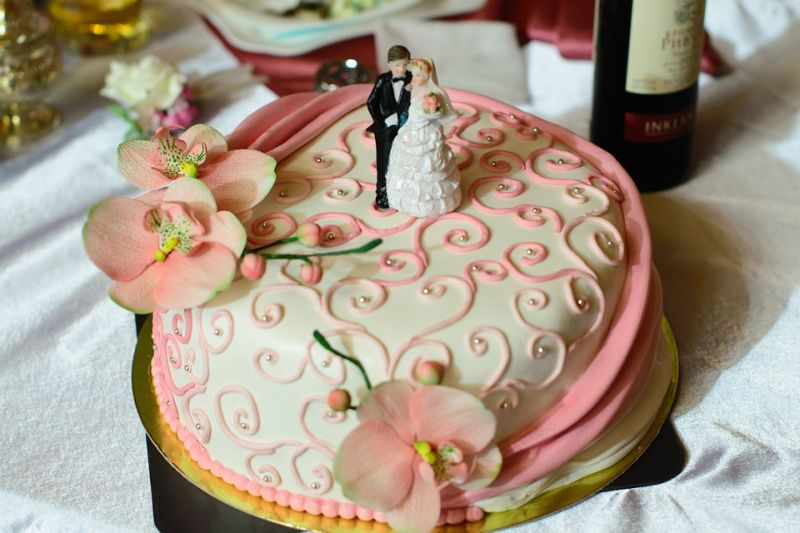 Duitse bruiloft